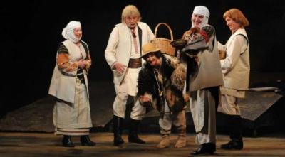 Сьогодні у театрі - кохання січового стрільця: куди піти у Чернівцях 30 жовтня