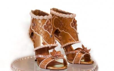 Британський дизайнер презентувала найдорожчі в світі туфлі