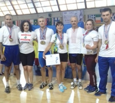 Буковинські силачі стали чемпіонами світу