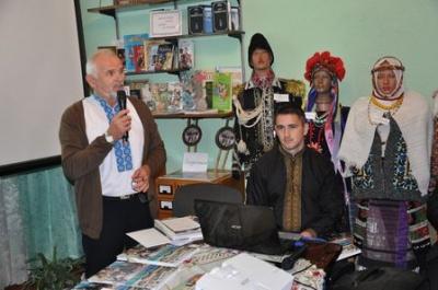 На Буковині презентували книгу «Вашківецька Переберія»