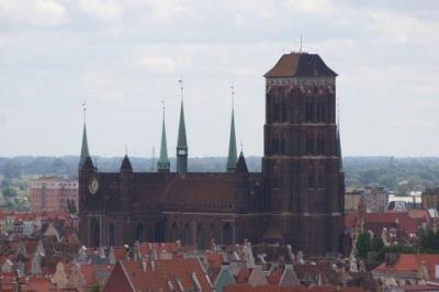У Ґданську під час ремонту церкви загинув українець