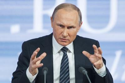 Путін заявив, що хтось збирає генетичний матеріал громадян Росії