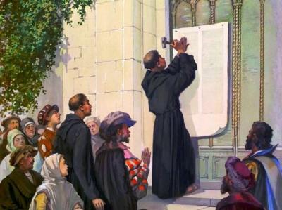 Цей день в історії: початок Реформації та спорудження найбільшого пам'ятника світу