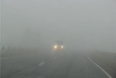 Служба автодоріг назвала найнебезпечніші місця на дорогах Буковини у період осінніх туманів