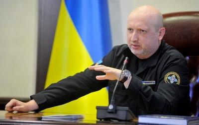 Турчинов доручив посилити антитерористичний і контррозвідувальний режим в Україні