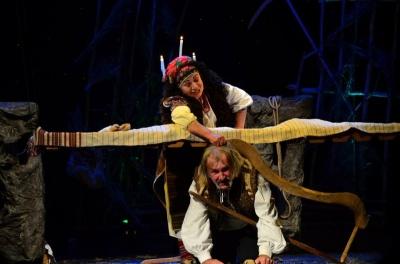 У Чернівцях вистава театру з Коломиї здобула перемогу у фестивалі «Золоті оплески Буковини»