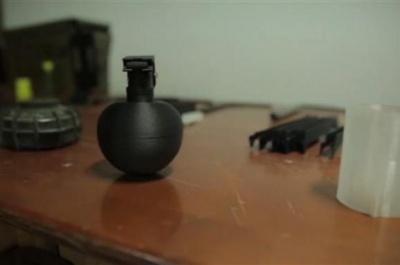 Військові США навчилися друкувати вибухівку на 3D-принтері