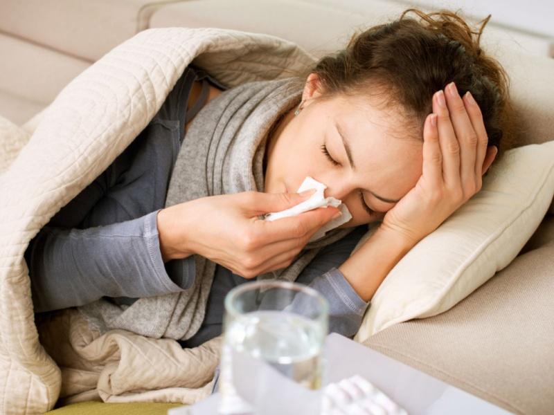 НаБуковині зросла захворюваність наГРВІ: затиждень— майже три тисячі хворих