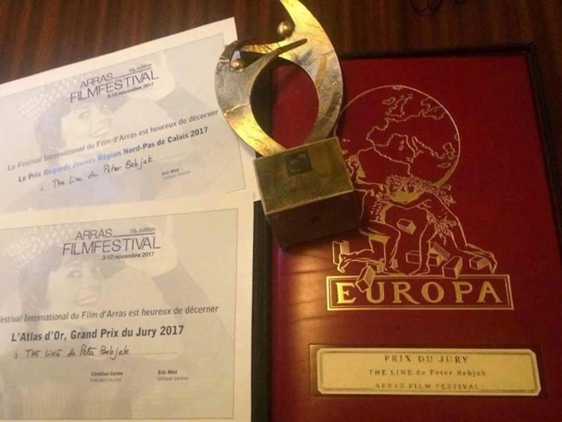 Українсько-словацький фільм Межа переміг нафестивалі уФранції