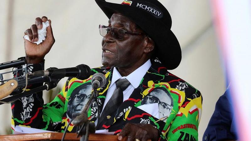 Президента Зімбабве відсторонять від посади внеділю