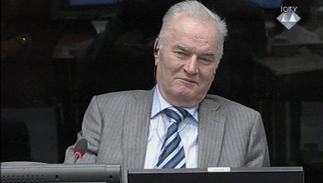 Колишнього командувача армією боснійських сербів Ратко Младіча засудили додовічного ув'язнення