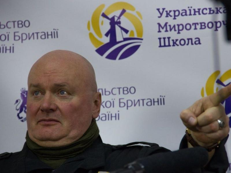 УКиєві затримали командира відомого батальйону