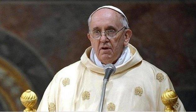 Папа Римський помолився заУкраїну і жертв Голодомору
