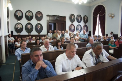 У Чернівцях міськрада знову відмовилась розглядати питання про обрання секретаря ради