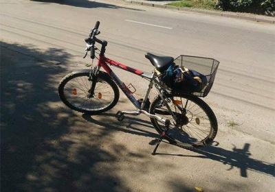 У Чернівцях поліція затримала двох осіб, які вкрали спортивні велосипеди