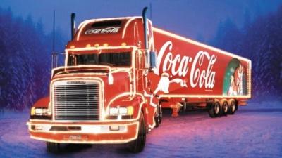 """Свята не буде: в Британії можуть заборонити святкову вантажівку """"Кока-коли"""""""