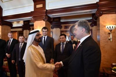 Україна та ОАЕ домовилися про безвіз