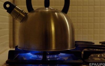 Україна заощадила газові запаси завдяки теплому жовтню