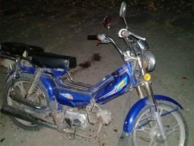 На Буковині водій «Ауді» врізався у моторолер і втік: двоє осіб госпіталізовані із травмами