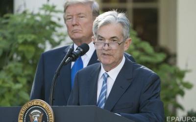Трамп висунув кандидатуру на пост очільника ФРС
