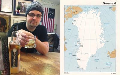 Нетверезий хлопець попросив у уряду Данії Гренландію. Йому відповіли