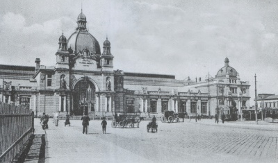 Цей день в історії: перший потяг до Львова та подорож в одиночку до Південного полюса