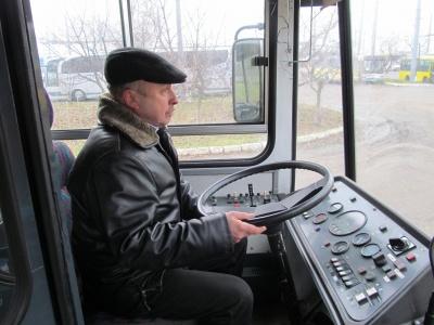 У Чернівцях не вистачає водіїв тролейбусів