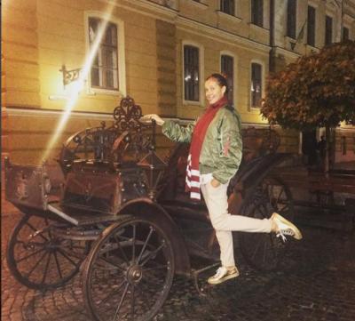 Катя Осадча приїхала до Чернівців: стало відомо про мету її візиту