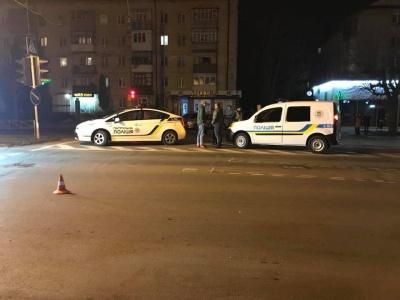 У Чернівцях поліція проводить розшук водія, який вчинив смертельну ДТП на Мікрорайоні