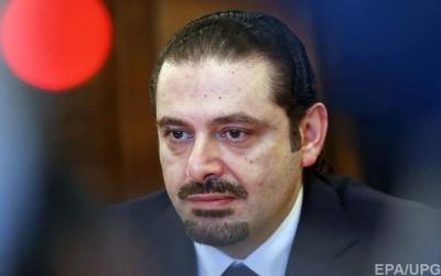 Прем'єр-міністр Лівану залишив посаду через страх за своє життя