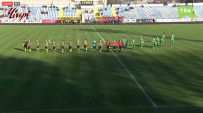 У Чернівцях «Буковина» приймає команду «Скала». НАЖИВО