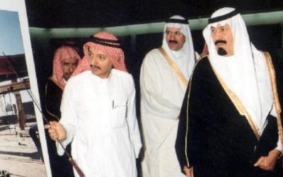 У Саудівській Аравії затримали брата Усами бен Ладена і племінника короля