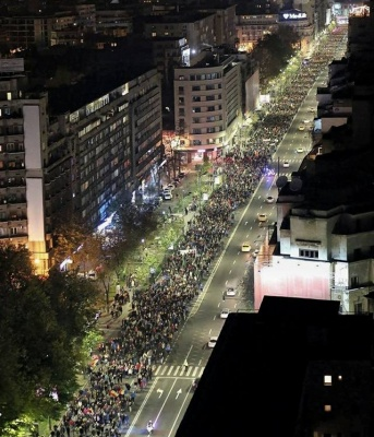 У Румунії - масові протести