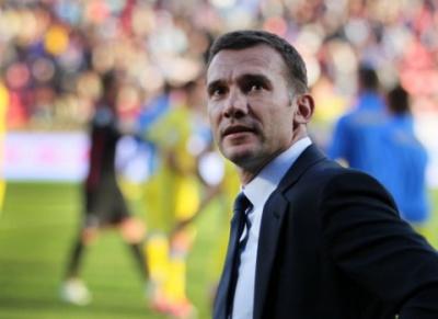 Незважаючи на провал, Шевченка залишили тренером збірної