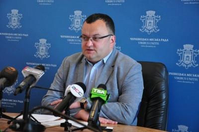Мер Чернівців наклав вето на рішення щодо оренди землі на вулиці Руській