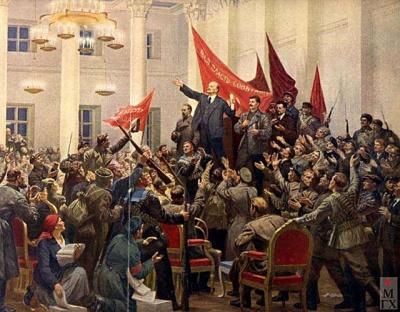 Цей день в історії: жовтневий переворот і трагедія теплохода «Вірменія»