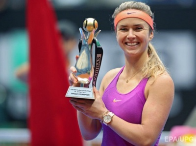 Українка потрапила в ТОП-10 найбільш високооплачуваних тенісисток світу