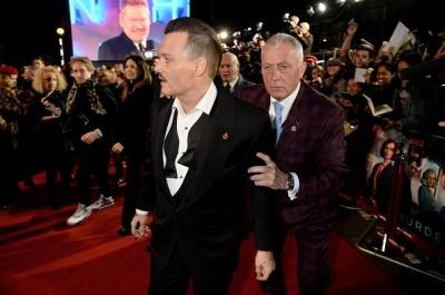 Джонні Депп шокував появою в нетверезому стані на червоній доріжці: фото
