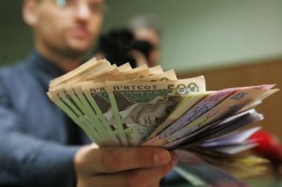 20% відсотків українців отримують зарплатню менше 3200 грн