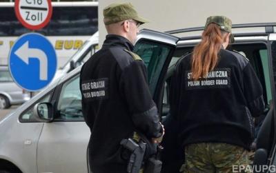 У Польщі затримали 17 українців за порушення законів перебування в країні