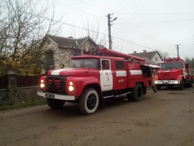 У Чернівецькій області за добу в пожежах загинули троє осіб