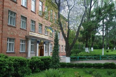 Штукатурка, що обвалилась у гімназії Чернівців, зачепила дитину: стало відомо про стан школяра