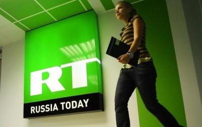 Russia Today в США зареєструють як іноземного агента