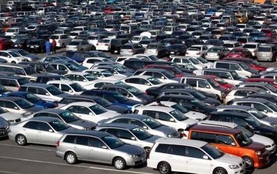 В Україні різко зросло автовиробництво
