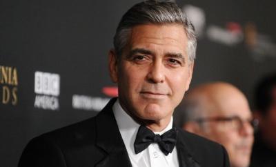 Джордж Клуні збирається піти з кіно