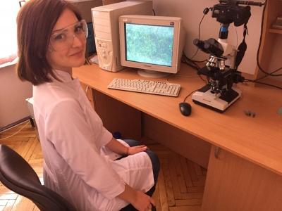 Робота чернівецької студентки перемогла у конкурсі наукової фотографії