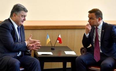 Дуда таки приїде в Україну - зустрінуться з Порошенком у грудні