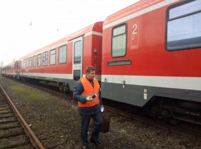 Україна може отримати вживані потяги з Німеччини
