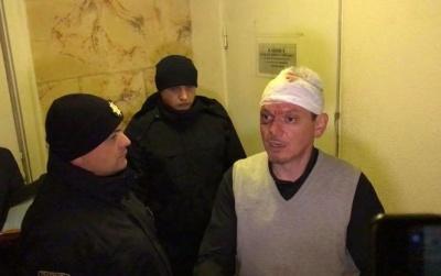Священика, який влаштував п'яну ДТП у Рівненській області, відсторонили від обов'язків настоятеля храму