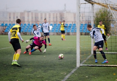 Футбольна «Буковина» (U-19) розгромила львів'ян рахунком 8:0